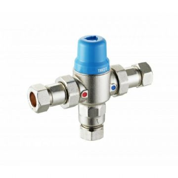 Saracen 22mm thermostatic mixing valve. TMV3 / TMV2 171627